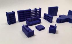 adici optimise l 39 espace des locaux avec des maquettes 3d. Black Bedroom Furniture Sets. Home Design Ideas