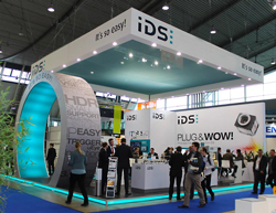 Ids pr sente les nouveaut s au salon international de for Salon vision industrielle