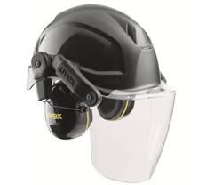 70272a523e68a Système Uvex pheos   La combinaison optimale entre casque et visière