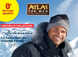 Atlas for Men accélère son développement produit