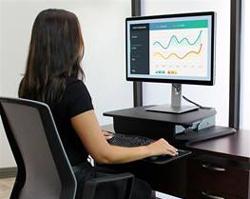 Startech.com présente un poste de travail « assis debout »