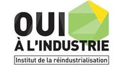 L'institut de la réindustrialisation lance le prix « Oui à l'industrie ». dans - - - NEWS INDUSTRIE 8584.250